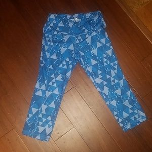 Old Navy Crop Workout Pants M
